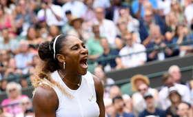 Serena Williams ukarana