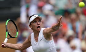 Simona Halep, Wimbledon 2019