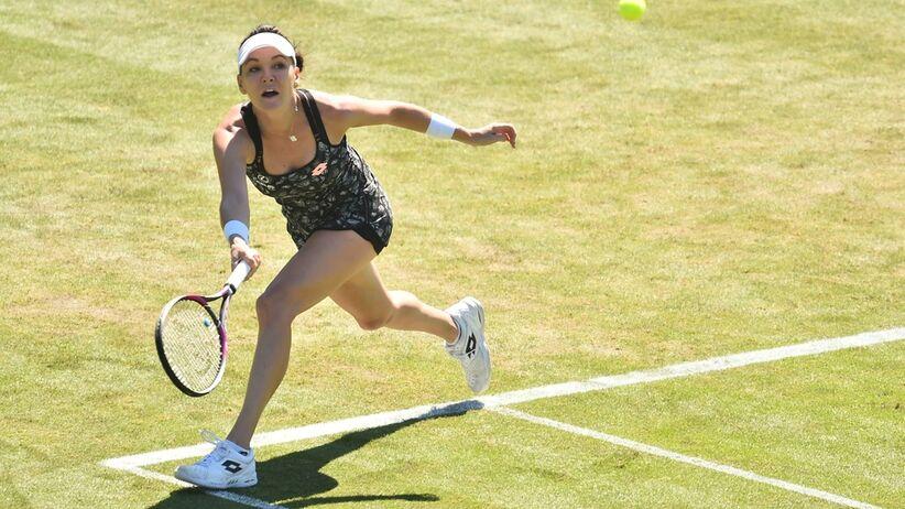 Agnieszka Radwańska w ćwierćfinale w Eastbourne