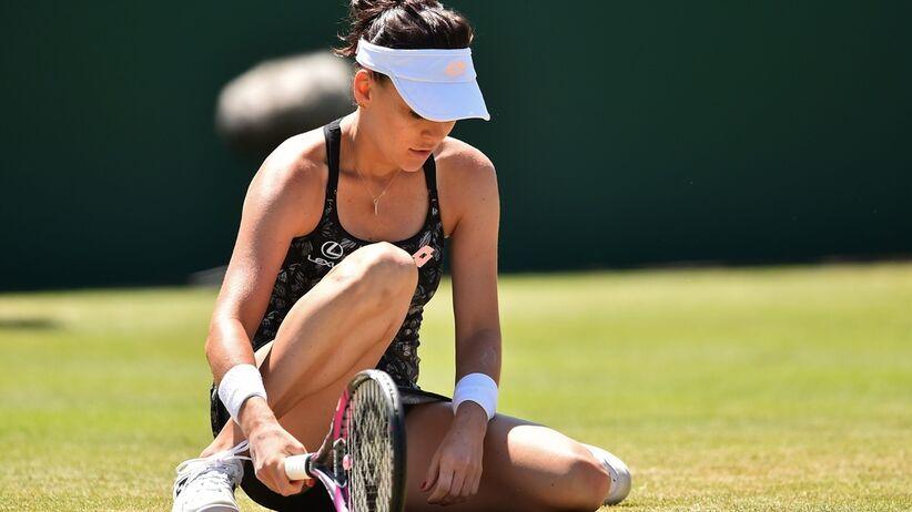 Agnieszka Radwańska nie zagra w finale w Eastbourne