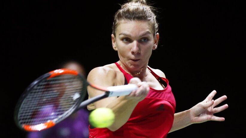 WTA Finals: Halep rozpoczęła od wygranej z Garcią