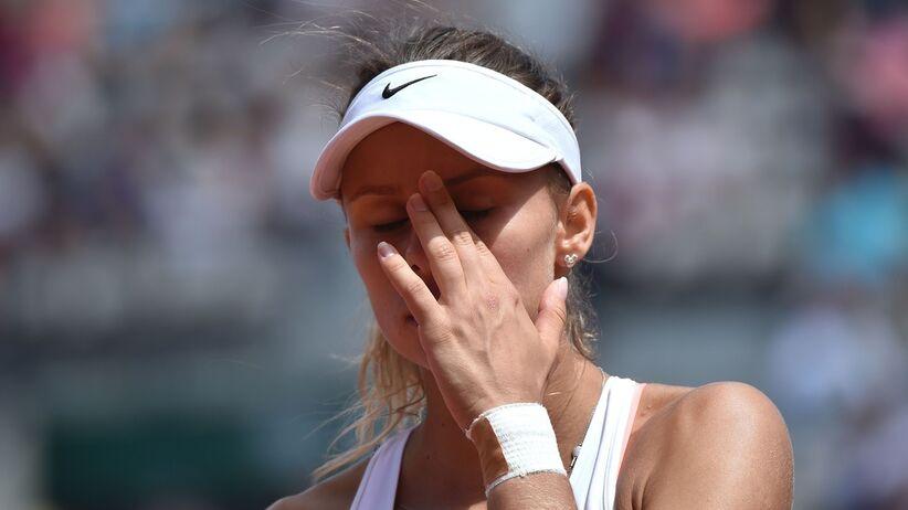 Magda Linette odpadła z turnieju w Hobart