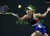 Caroline Wozniacki w turnieju WTA w Miami