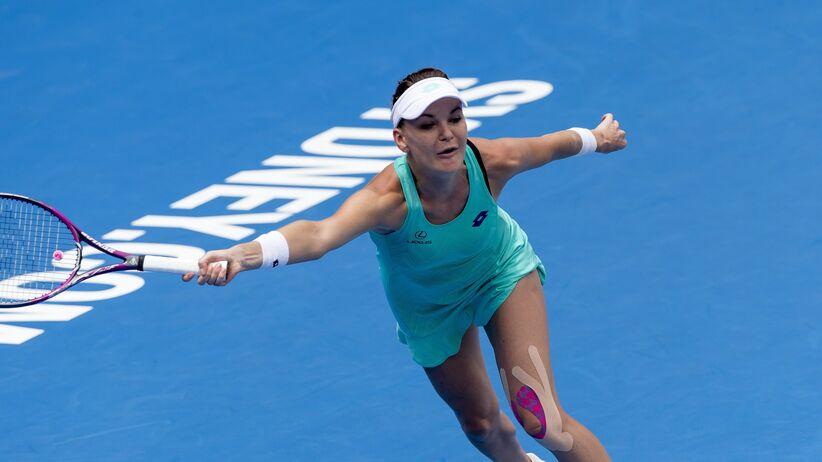 WTA Sydney: Agnieszka Radwańska już w ćwierćfinale
