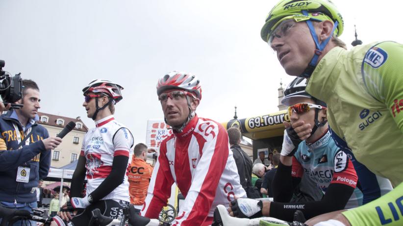Tour de Pologne 2017: trasa, etapy i godziny przejazdów [MAPA]