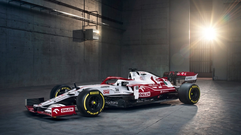 Alfa Romeo Racing Orlen zaprezentował bolid na sezon 2021