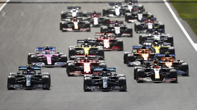 F1 - wyjątkowy weekend na Imoli