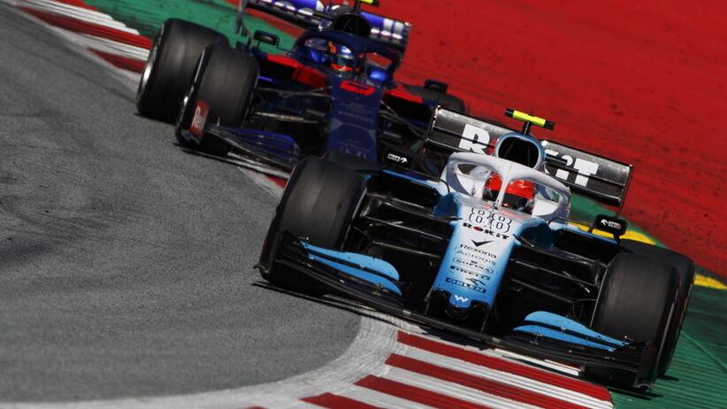 Wyścigi F1 mogą być bez kibiców