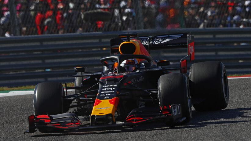 MAx Verstappen oskarża Ferrari o oszustwo