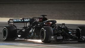 Kapitalna jazda Russella, Brytyjczyk najszybszy w treningach GP Sakhir