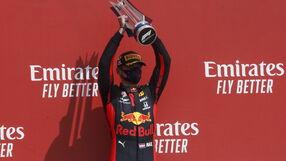 GP 70-lecia: Świetne zawody Red Bulla i zwycięstwo Maxa Verstappena