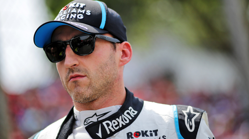 Robert Kubica przeprosił Verstappena