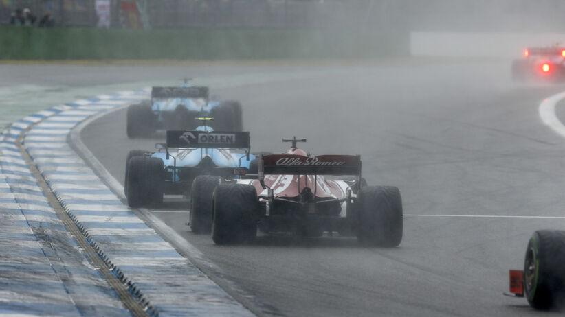 Robert Kubica w GP Niemiec