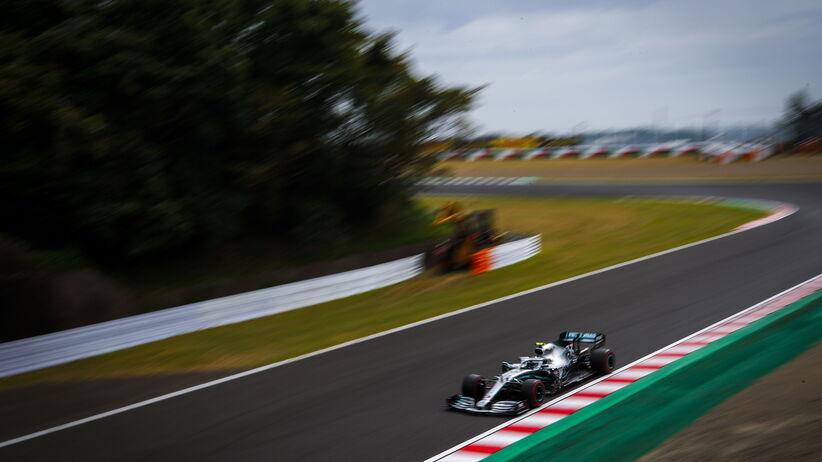 GP Japonii - co z kwalifikacjami