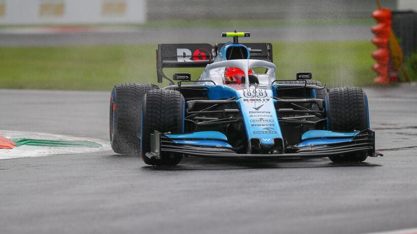 Robert Kubica ostatni na 3. treningu przed GP Rosji