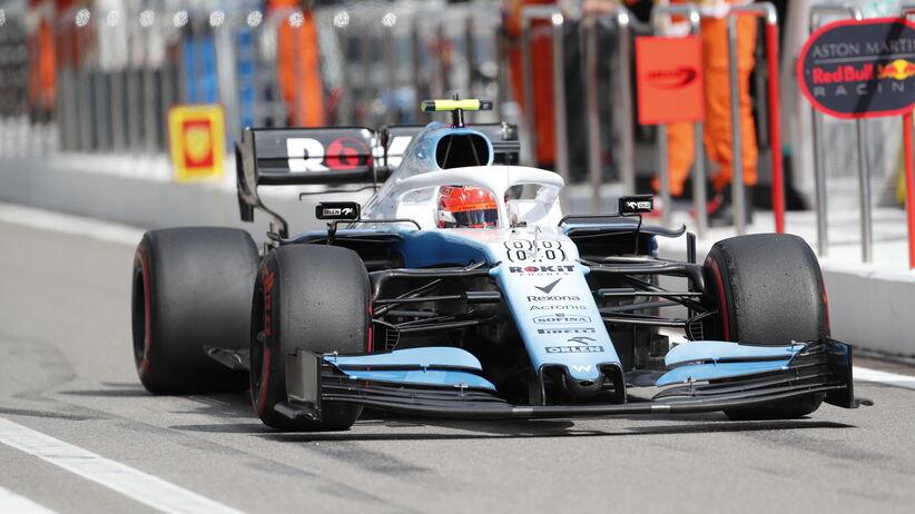 Robert Kubica nie ukończył GP Rosji