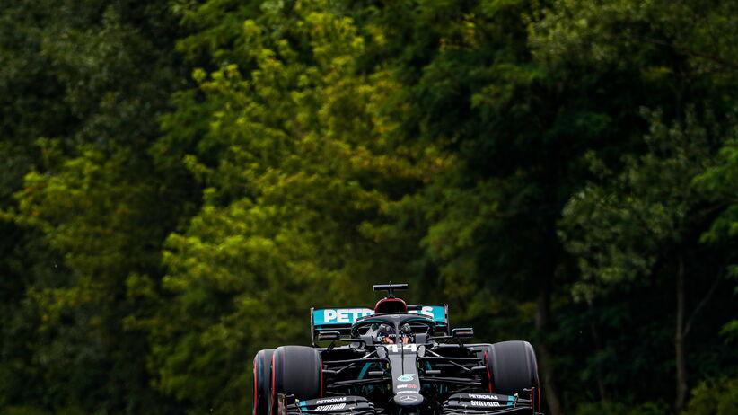 Lewis Hamilton zdobywcą pole position w GP Węgier