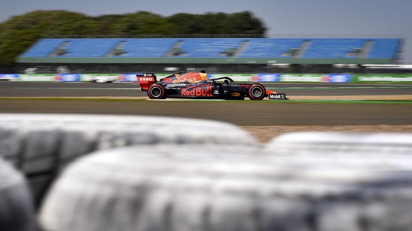 Max Verstappen najszybszy w 1. treningu GP Wielkiej Brytanii