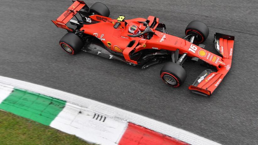 Formuła 1, Leclerc