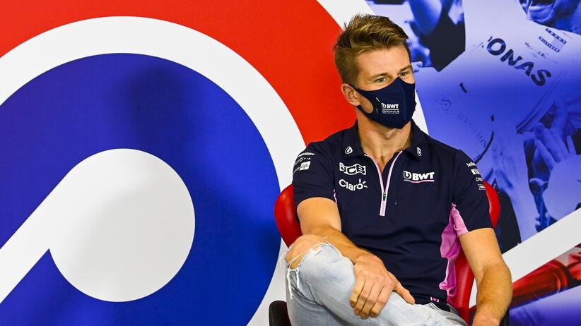Nico Hulkenberg dalej zastąpi Pereza