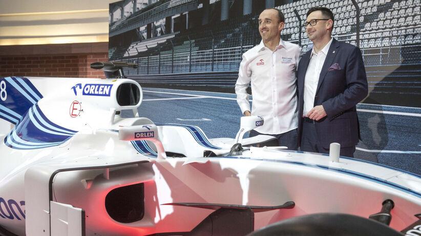 Orlen stworzy zespół w F1?