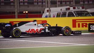 Haas podał nazwisko zastępcy Grosjeana. Debiut wnuka mistrza świata F1