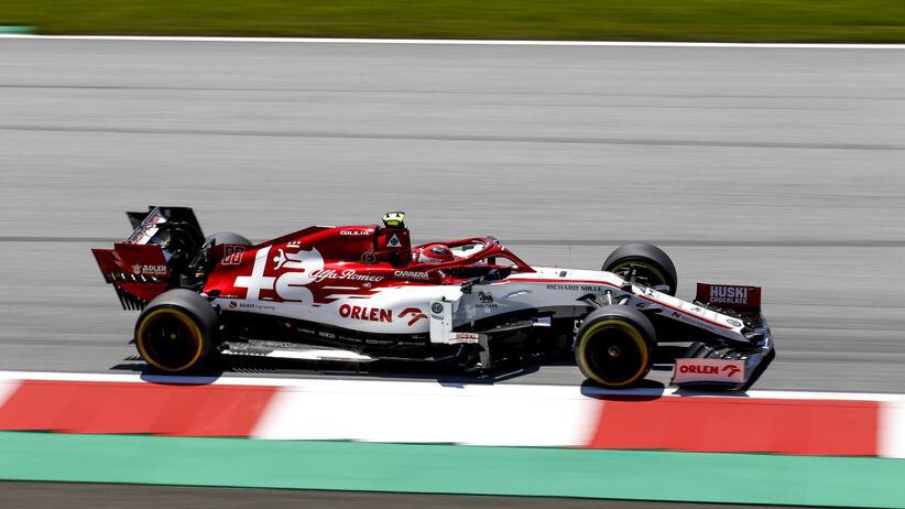 Robert Kubica pojedzie w treningu GP Węgier