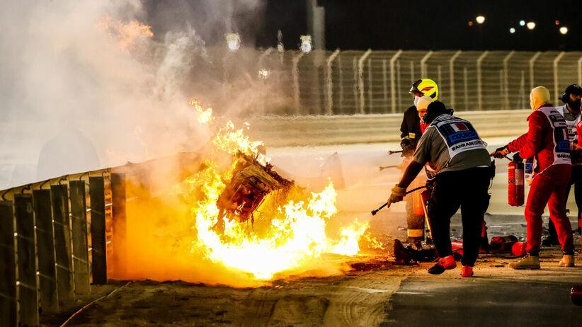 Romain Grosjean wystartuje w IndyCar