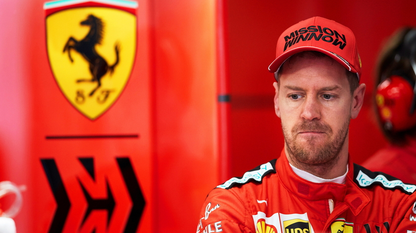 Ferrari ma faworyta do zastąpienia Vettela