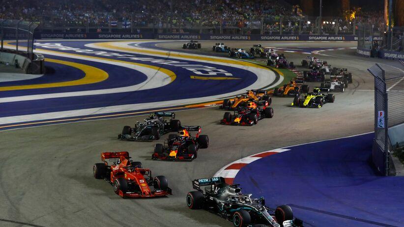 Zmiany w Formule 1 od 2021 roku