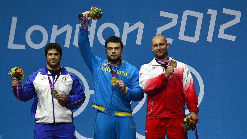 Bartłomiej Bonk wicemistrzem olimpijskim
