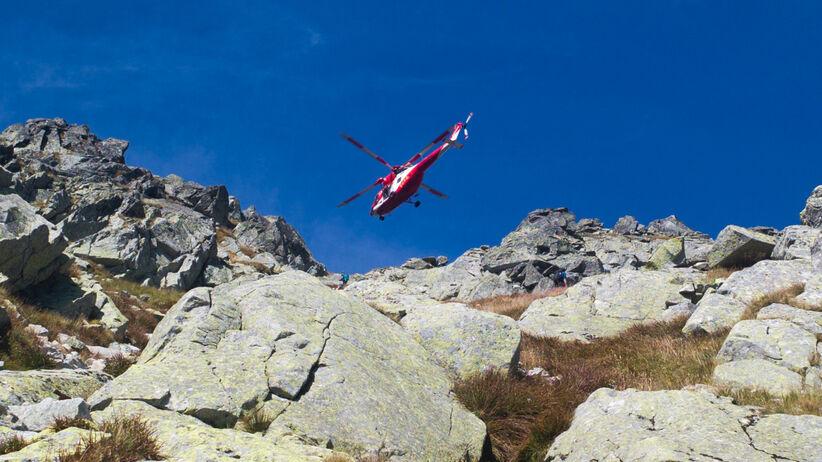 ciała dwóch sportowców znalezione w Tatrach