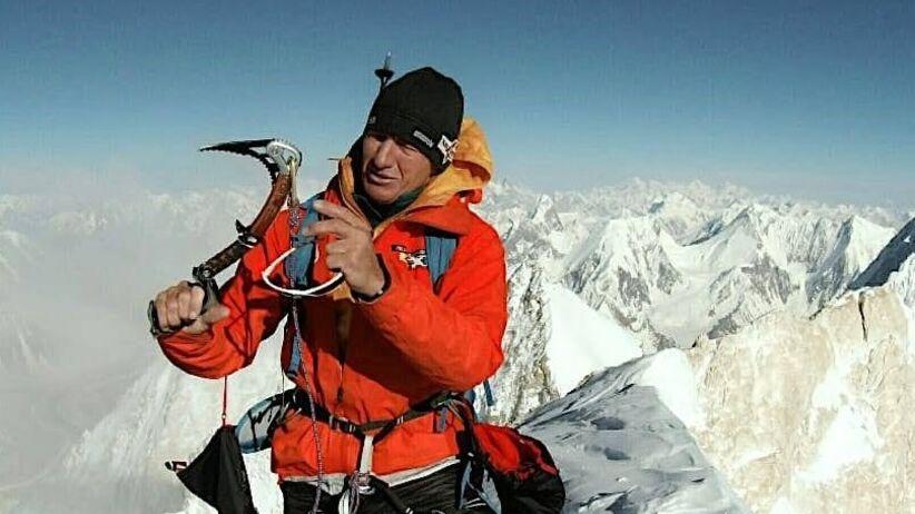 Denis Urubko nie zdobył Broad Peak