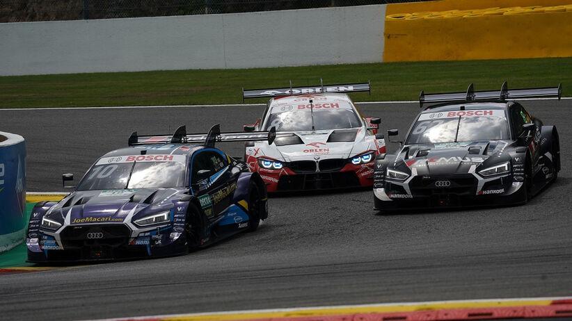 DTM - GP Niemiec na torze na Lausitzring