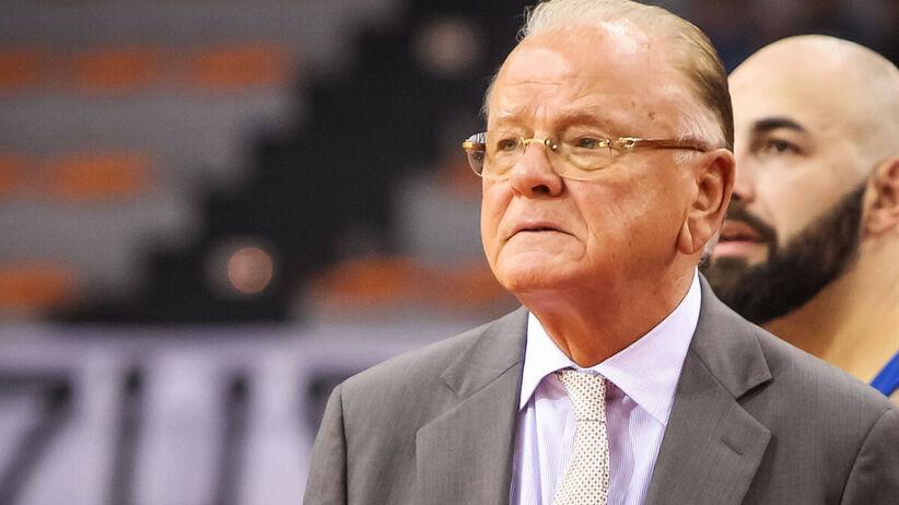 Dusan Ivkovic nie żyje. Legendarny trener koszykarski zmarł w Belgradzie