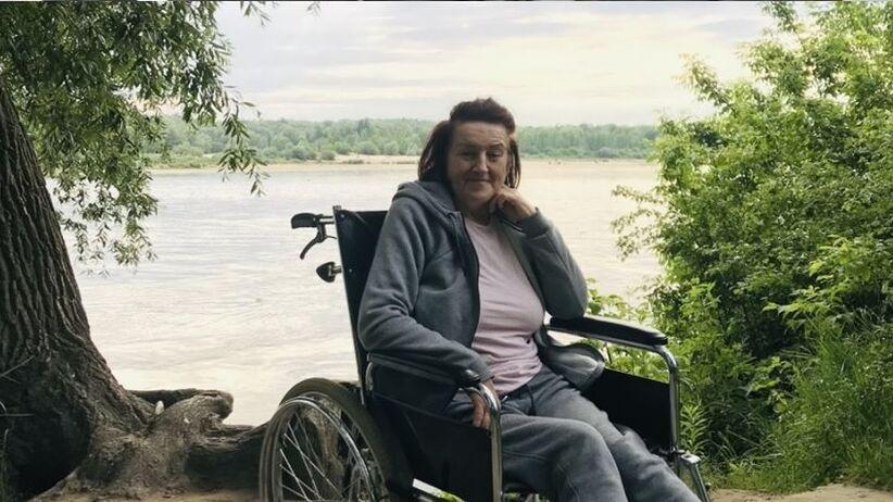 Erwina Ryś-Ferens walczy z rakiem