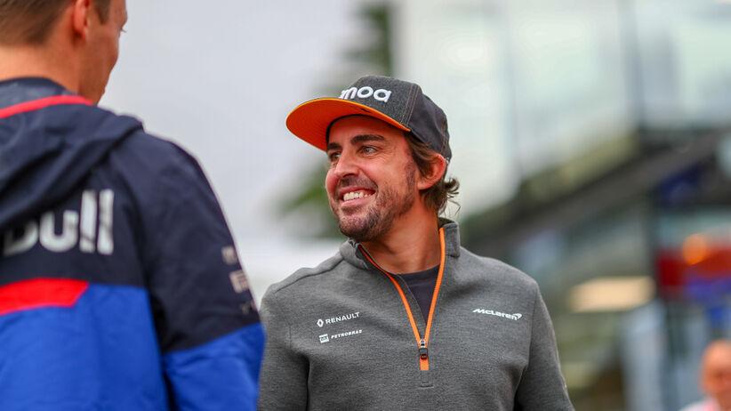 Fernando Alonso wystartuje w Rajdzie Dakar
