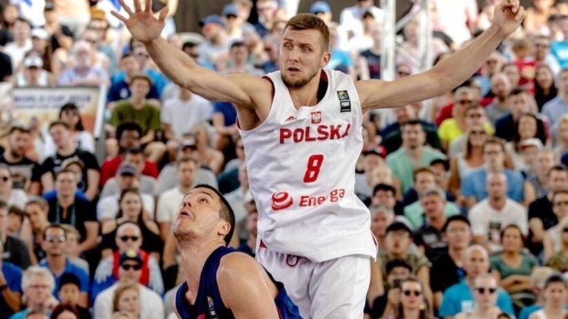 Tokio: Dwie szanse polskich koszykarzy 3x3 w kwalifikacjach na IO