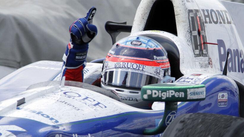 Wyścig Indianapolis 500 przełożony