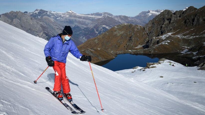 Koronawirus - stoki narciarskie