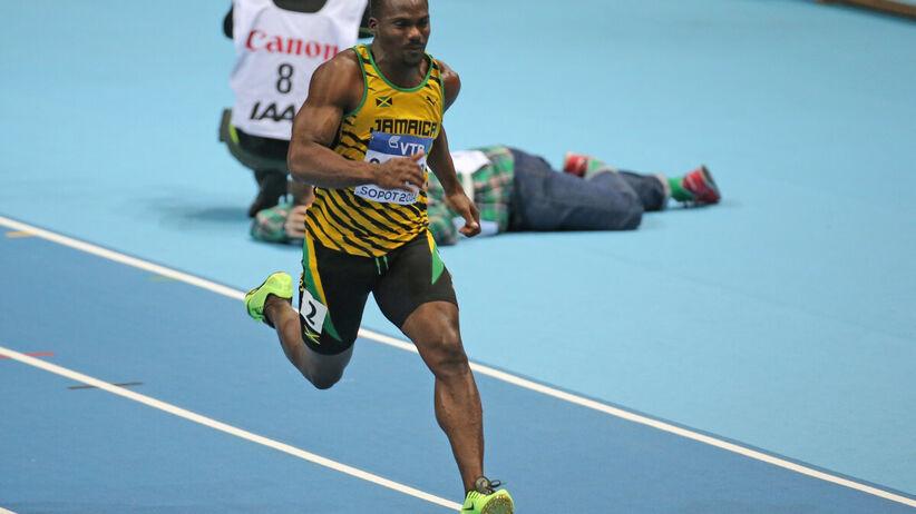 Jamajski sprinter Nesta Carter ponownie przyłapany na dopingu