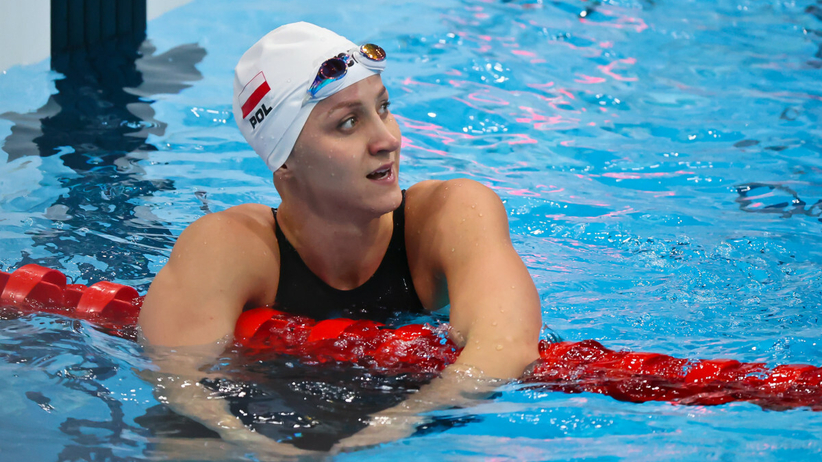 Katarzyna Wasick pobiła rekord Polski na 100 m stylem dowolnym