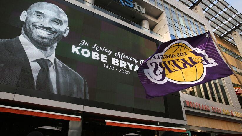kibice chcą zmiany logo NBA po śmierci Bryanta