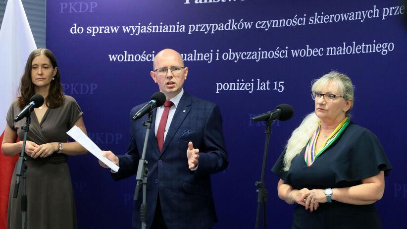 Komisja ds. pedofilii zbada sprawę trenera ze szkoły sportowej w Łomiankach