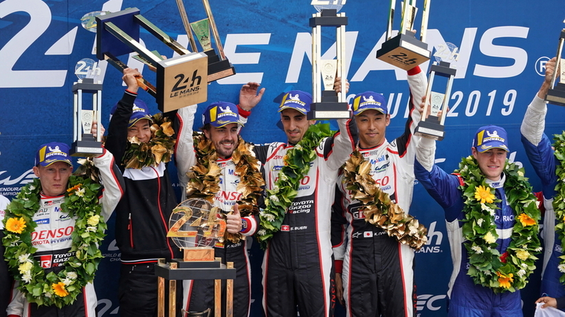 Le Mans przełożone na wrzesień