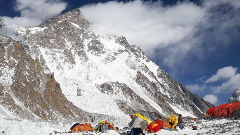 Polacy rezygnują z wyprawy na K2