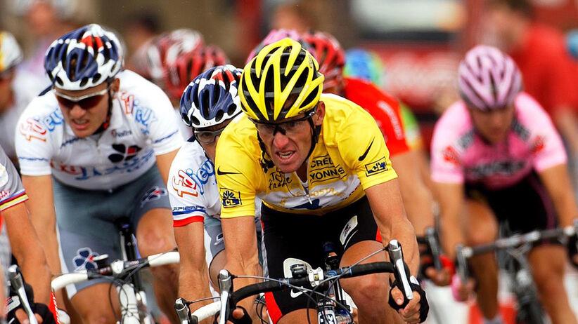 Lance Armstrong stosował doping od 1992 roku