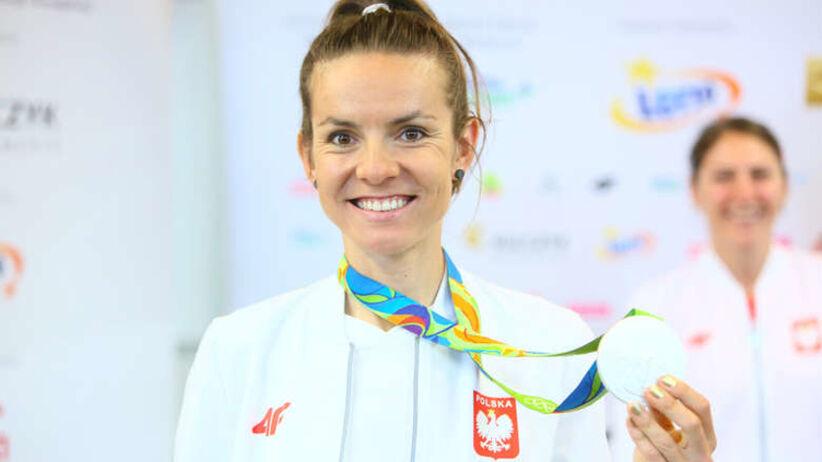 Maja Włoszczowska o powrocie do Polski