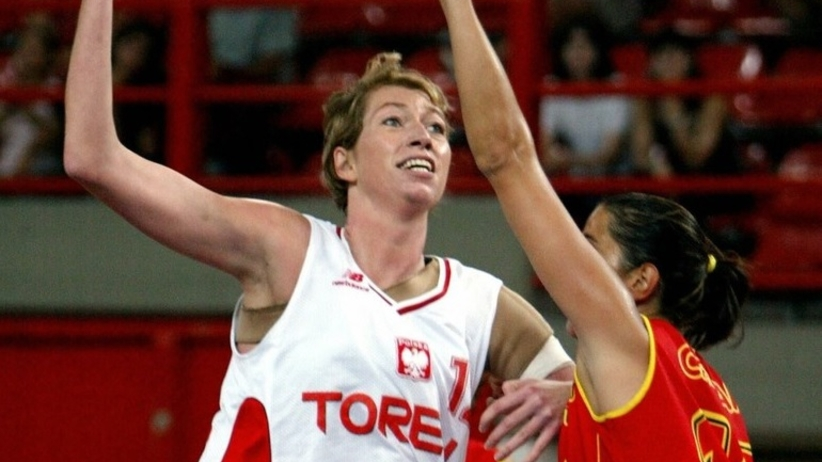 Małgorzata Dydek zostanie wprowadzona do Galerii Sław FIBA