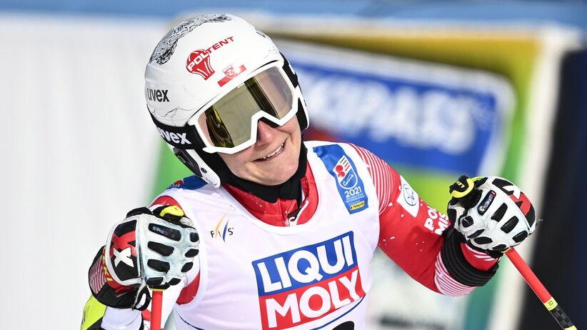 Maryna Gąsienica-Daniel 6. w MŚ